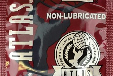 Atlas condoms without lubrication