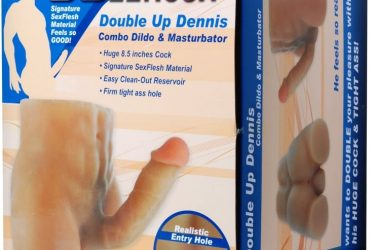 Double up Dennis male sex doll