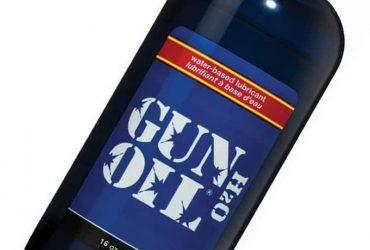 Gun Oil H20 water sex lubricant