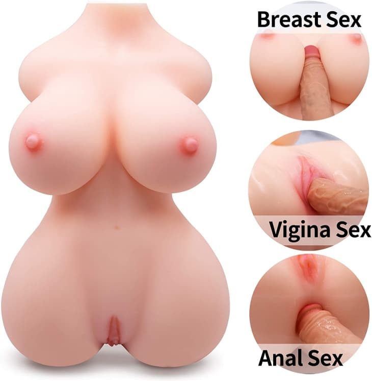 Kuuval female body sex toy