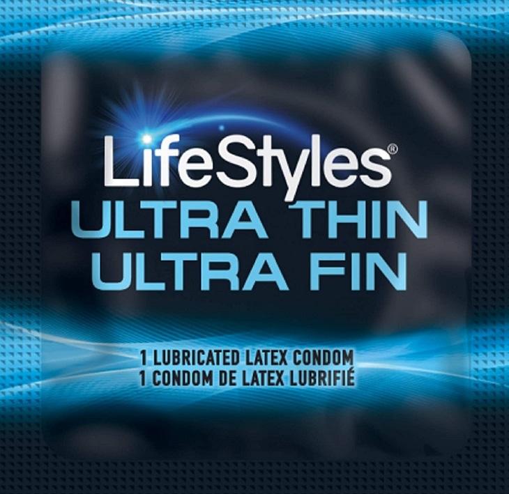 LifeStyles Ultra Thin condoms