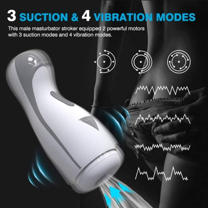 Orlupo automatic penis stroker