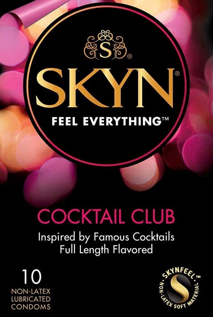 Skyn Cocktail club flavoured condoms